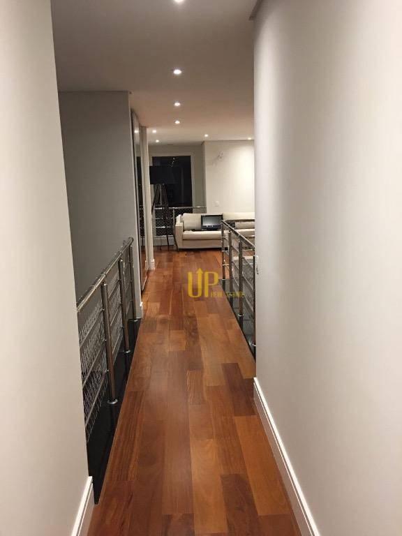 Casa com 4 dormitórios à venda, 440 m² por R$ 2.100.000 - Residencial Burle Marx - Santana de Parnaíba/SP