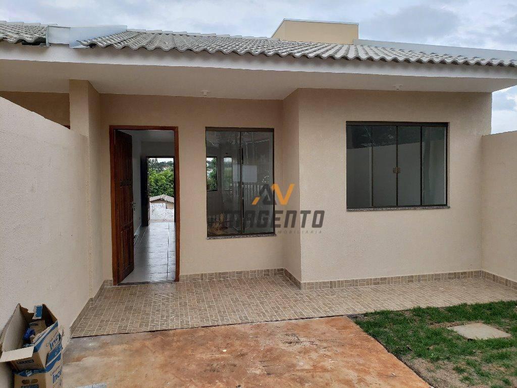 Casa com 2 dormitórios à venda, 52 m² por R$ 180.000 - Guarujá - Cascavel/PR