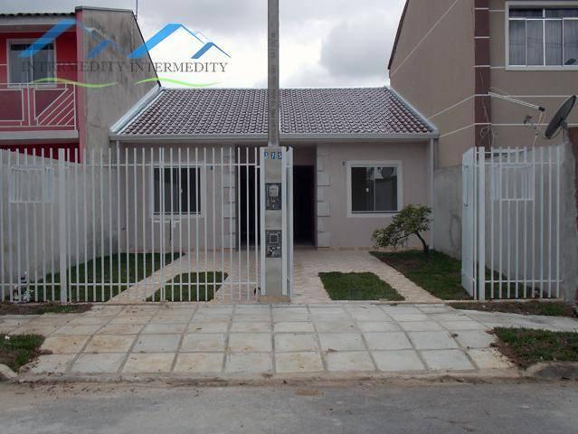 Casa com 2 quartos - Vitória Régia - CIC - Curitiba - PR