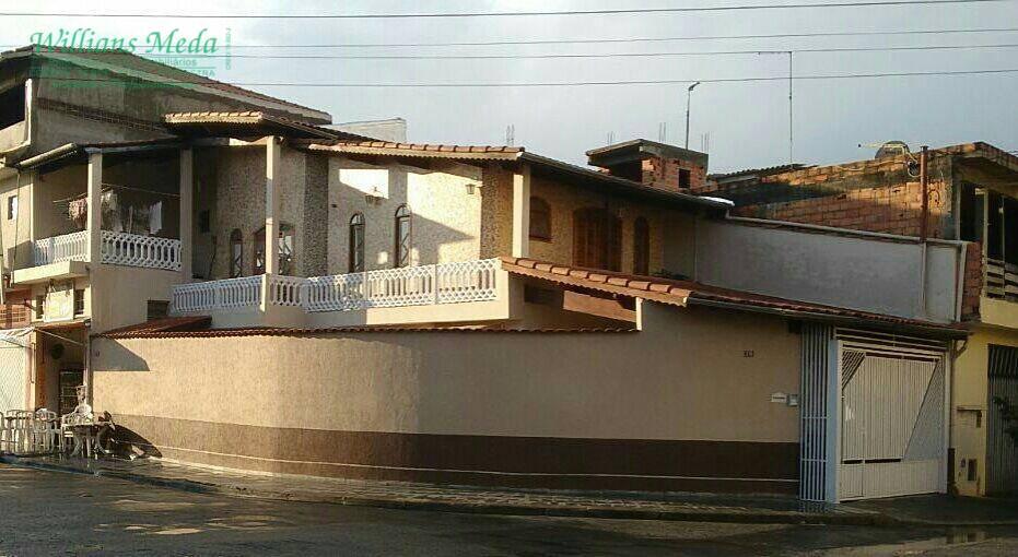 Sobrado residencial à venda, Residencial Parque Cumbica, Guarulhos.