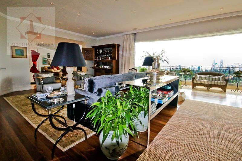 Apartamento residencial para venda e locação, Morumbi  São Paulo.