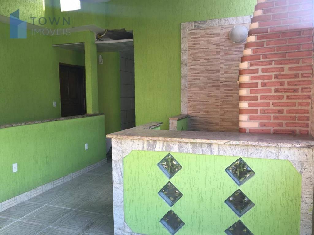 Casa com 2 dormitórios à venda, 80 m² por R$ 299.000,00 - Galo Branco - São Gonçalo/RJ