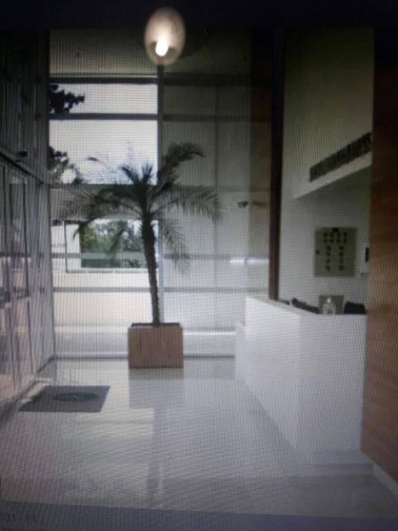 Sala à venda, 32 m² - Campestre - Santo André/SP