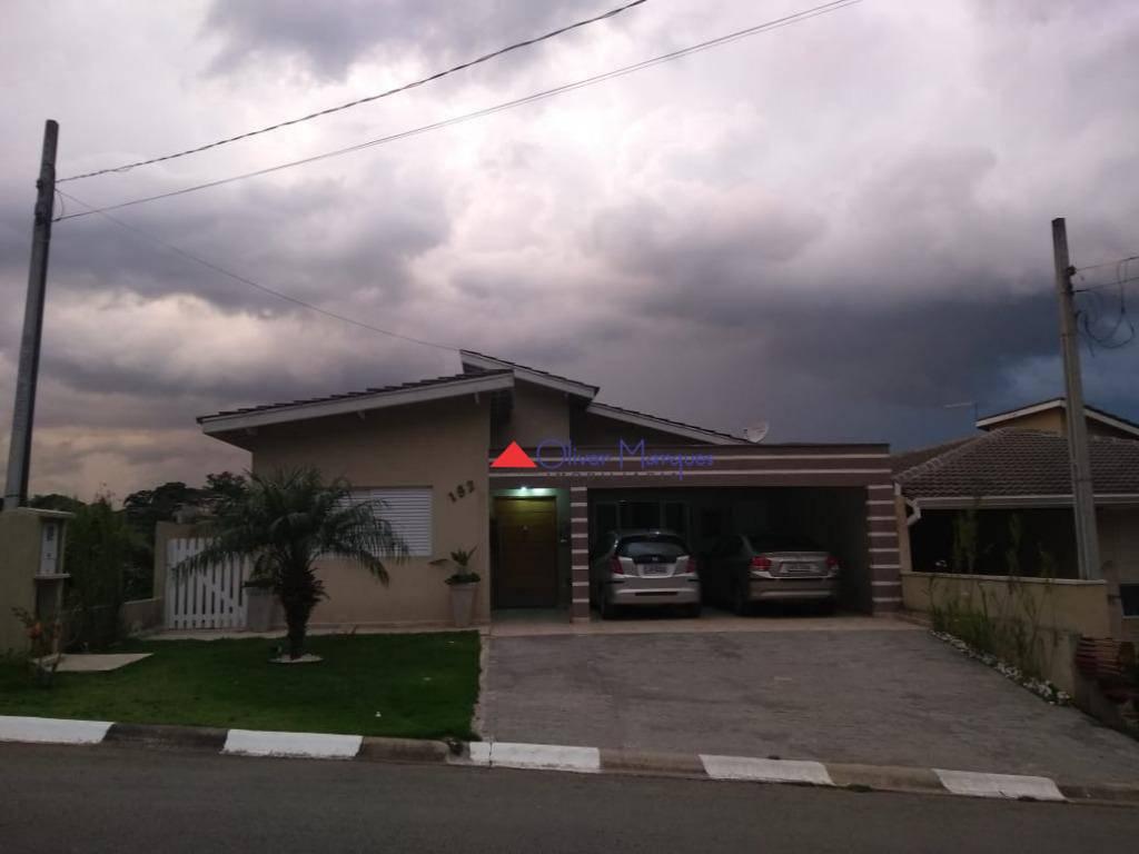 Casa com 3 dormitórios à venda, 205 m² por R$ 750.000,00 - Vila Rica - Vargem Grande Paulista/SP