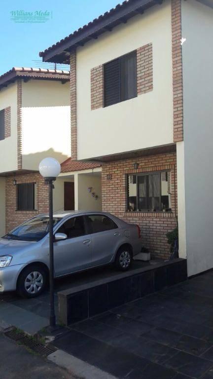 Sobrado com 3 dormitórios à venda em Guarulhos.