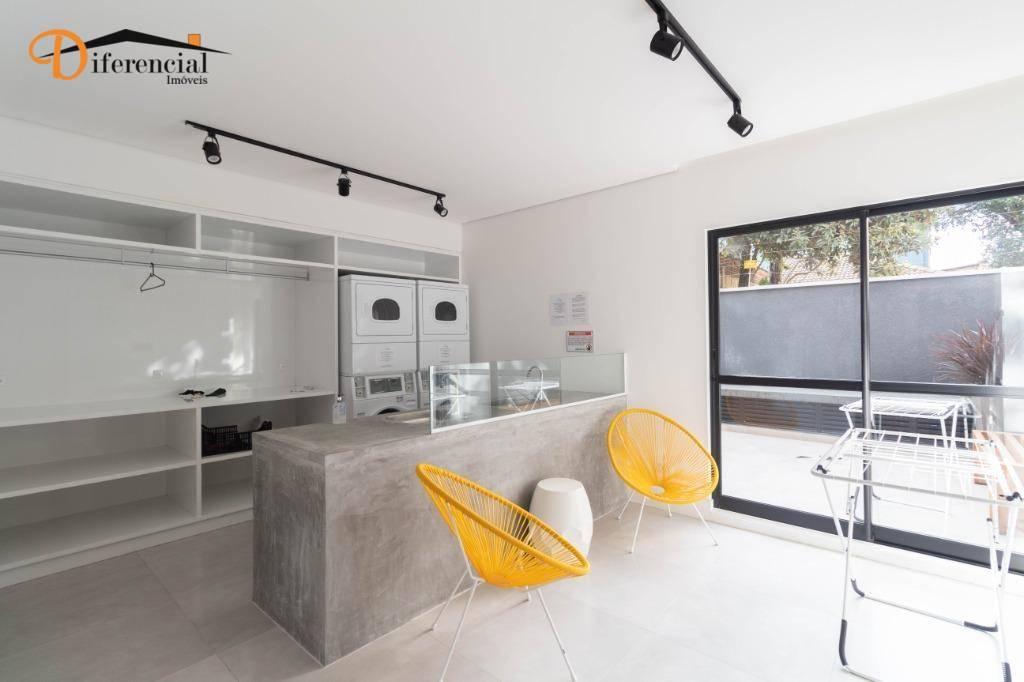 """os edifícios """"easy life"""" são sinônimos de modernidade.este apartamento, localizado na rua brigadeiro franco, traz o..."""