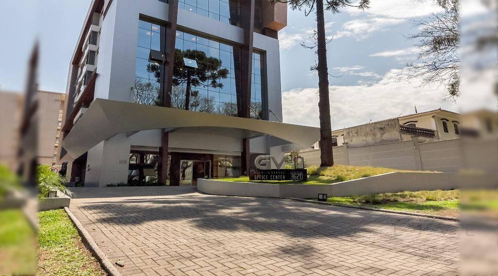 Sala à venda, 184 m² por R$ 2.190.000 - Água Verde - Curitib