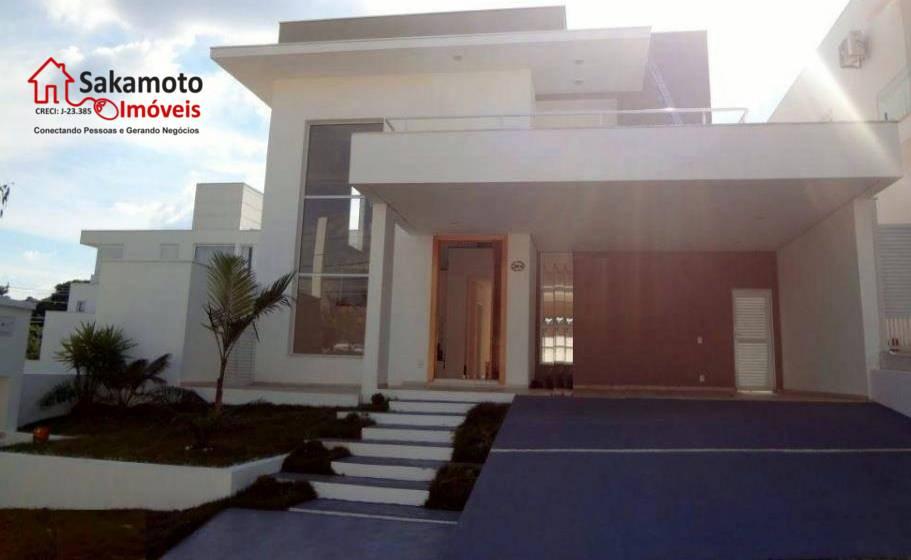 Sobrado residencial para venda e locação, Condomínio Mont Blanc, Sorocaba - SO1827.