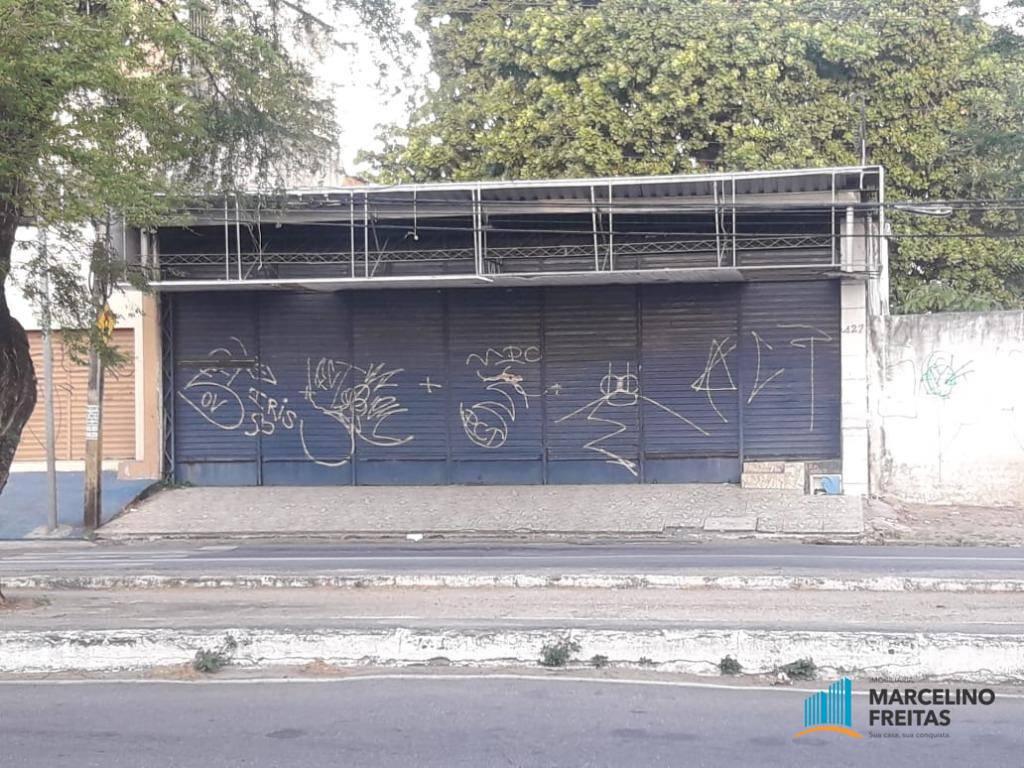 Barracão à Venda - Fortaleza