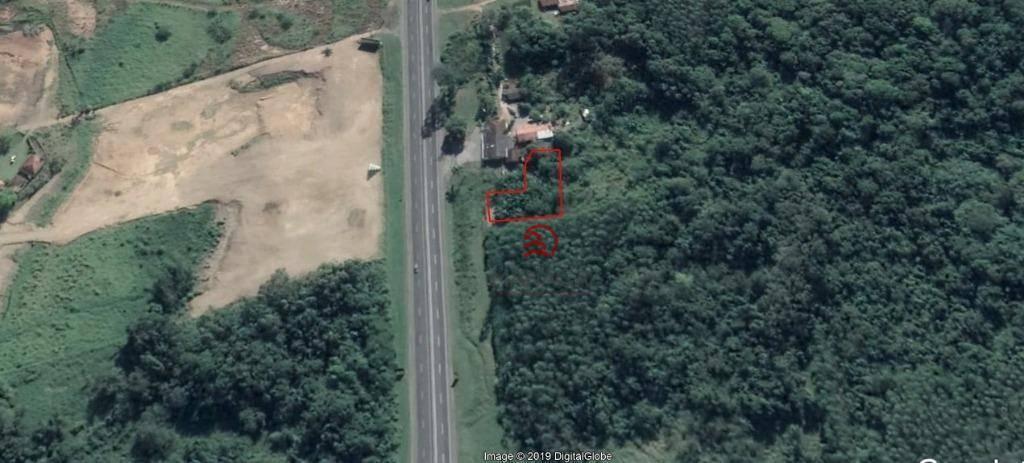 Área à venda, 5630 m² por R$ 420.000 - Barra do Itapocú - Araquari/SC