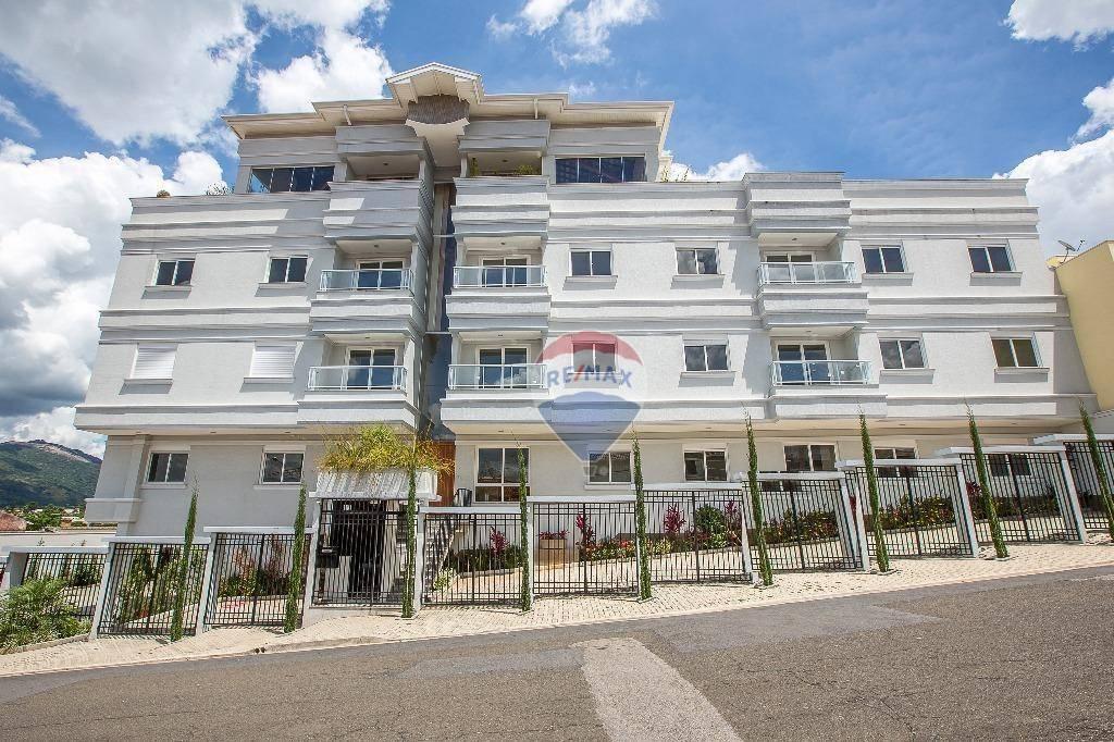 Apartamento com 3 dormitórios para alugar, 100 m² por R$ 3.500/mês  Avenida Barretos, 679 - Jardim do Lago - Atibaia/SP