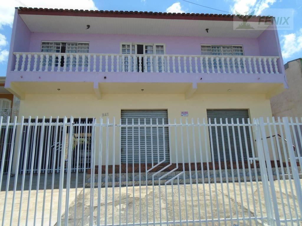Casa residencial à venda, Vila Gilcy, Campo Largo.