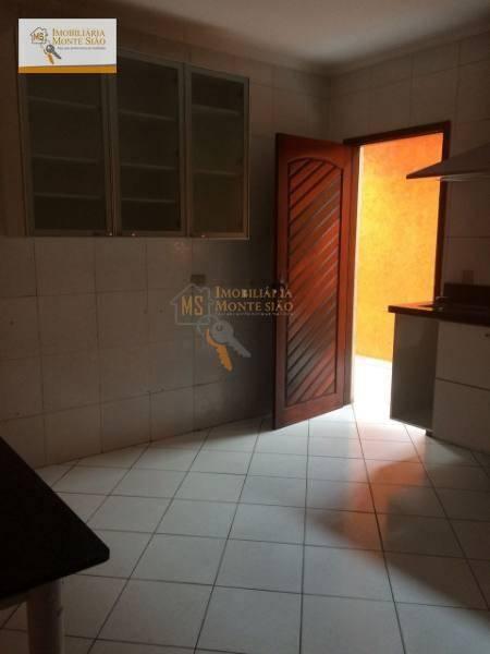 Casa Residencial à venda, Vila Cocaia, Guarulhos - .
