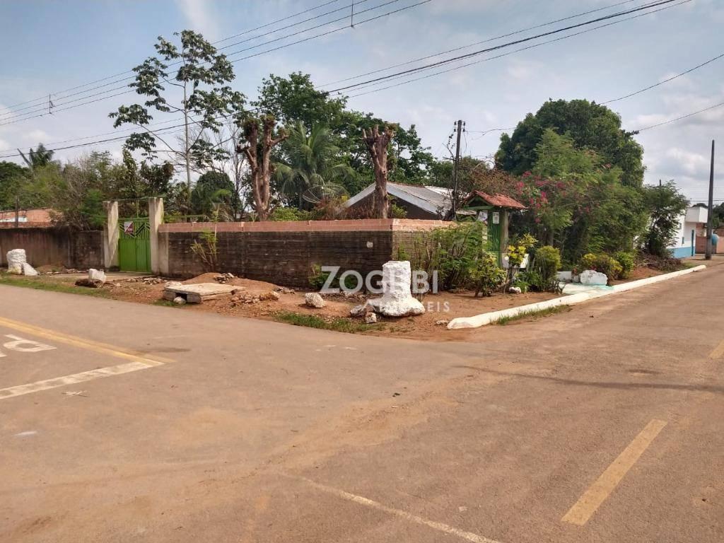 Casa com 2 dormitórios à venda por R$ 75.000 - Marcos Freire - Porto Velho/RO