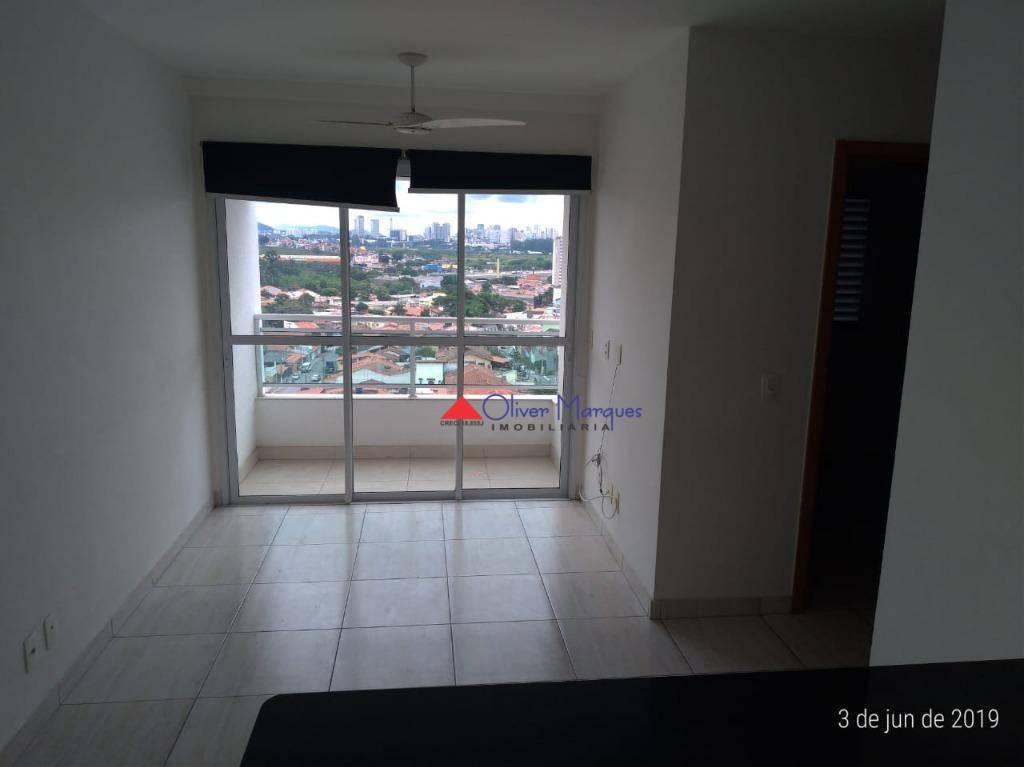 Apartamento com 2 dormitórios à venda, 52 m² por R$ 340.000 - Quitaúna - Osasco/SP