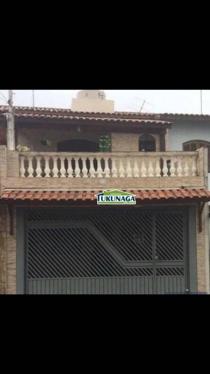 Sobrado Picanço, próximo ao Shopping Maia , Oportunidade !!!