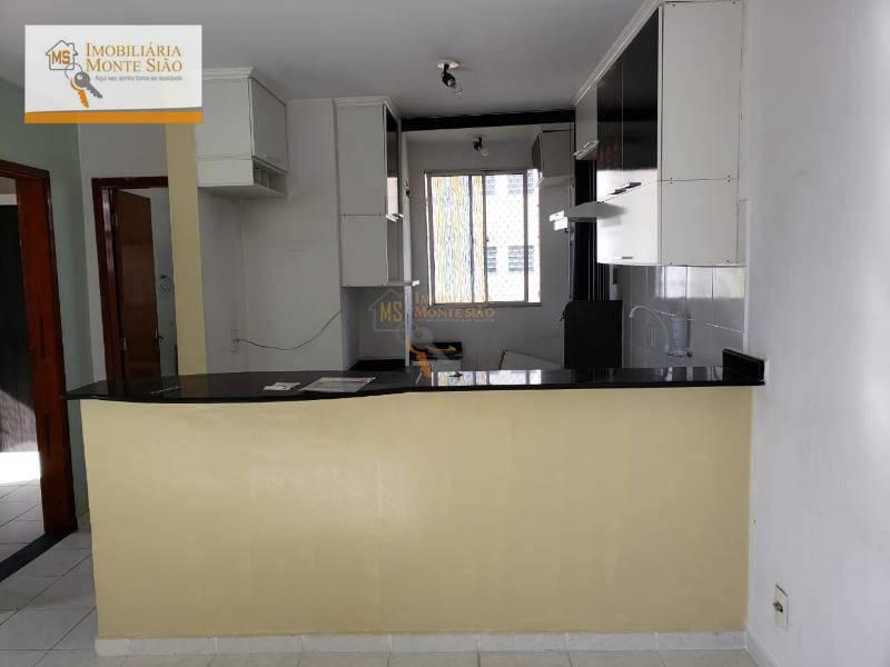 Apartamento Residencial à venda, Água Chata, Guarulhos - .