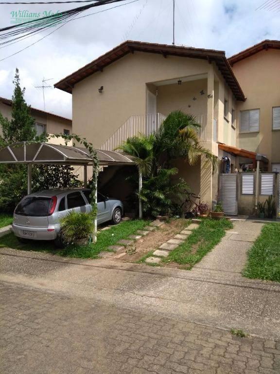 Casa residencial à venda, 2 dormitórios, 2 vagas. Vila São J