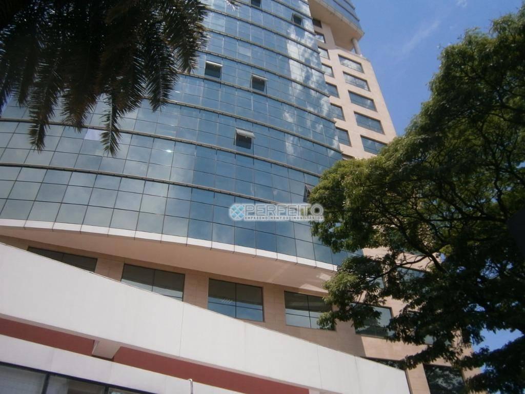 Sala comercial à venda em Londrina na Avenida Higienópolis, 54 m² por R$ 270.000,00