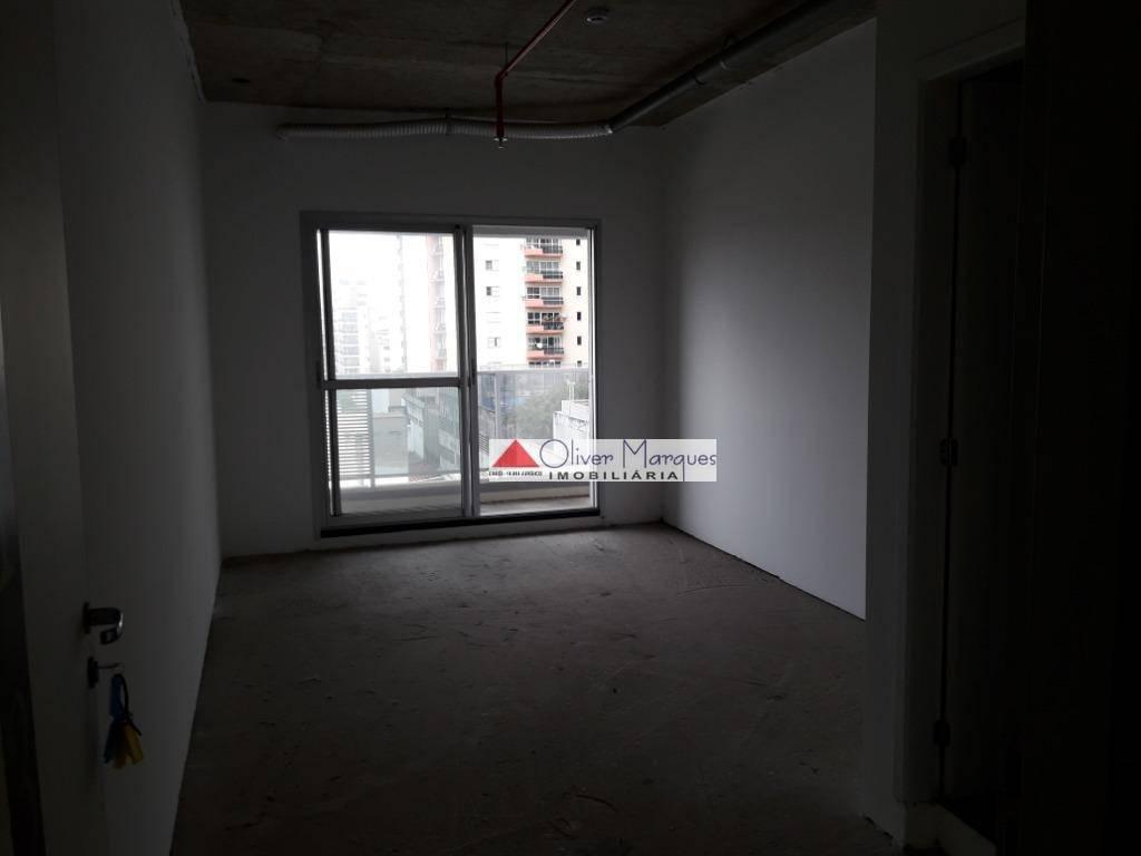 Sala para alugar, 27 m² por R$ 980/mês  Rua Narciso Sturlini, 62 - Centro - Osasco/SP