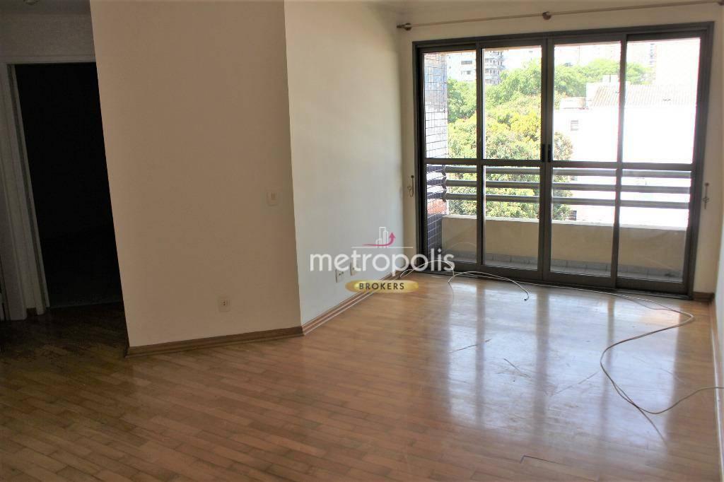 Apartamento à venda, 78 m² por R$ 480.000,00 - Santo Antônio - São Caetano do Sul/SP