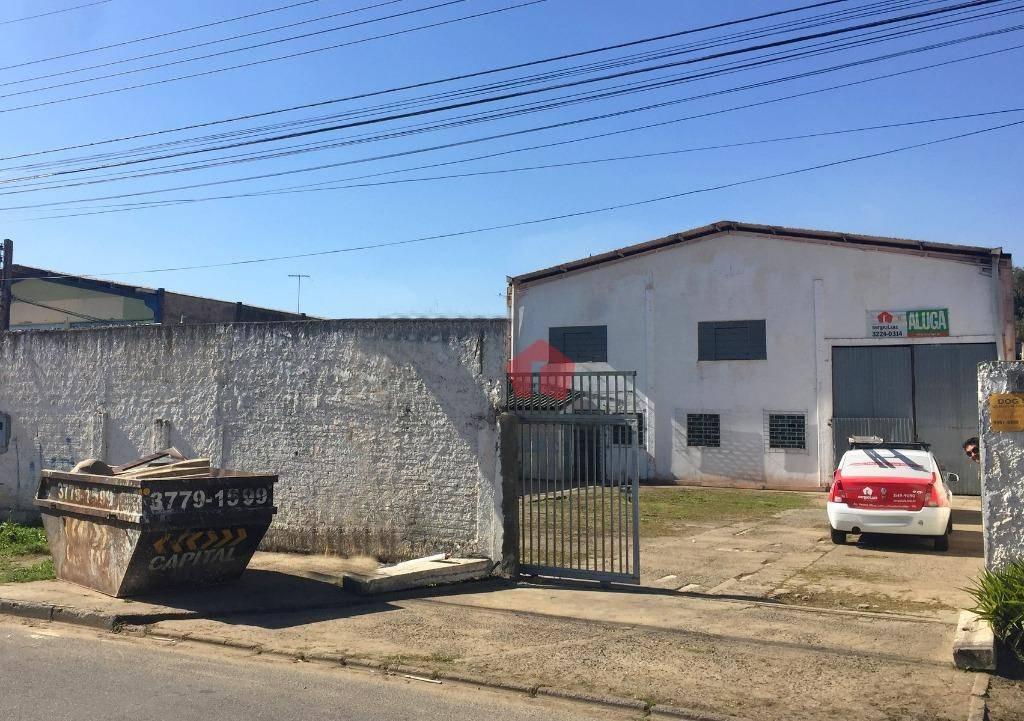 Barracão para Locação - Boqueirão