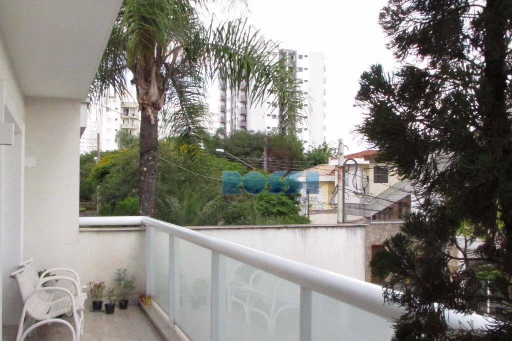 lindo sobrado a venda parque da mooca.rua nobre e arborizada. 3 suites , salão de festas,...