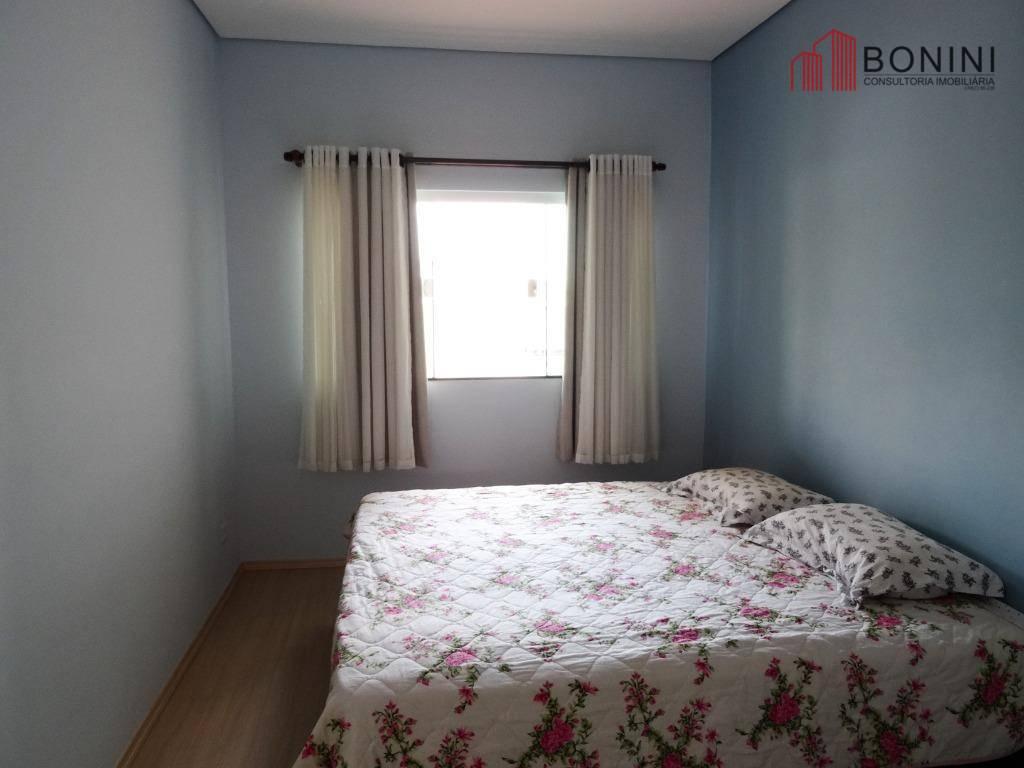 Casa 4 Dorm, Parque Nova Carioba, Americana (SO0104) - Foto 18