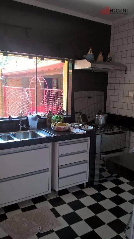 Casa 3 Dorm, Parque Residencial Nardini, Americana (CA0278) - Foto 13