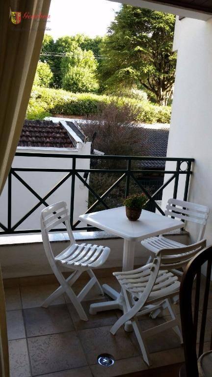 Apartamento  residencial à venda, Vila Capivari, Campos do Jordão.