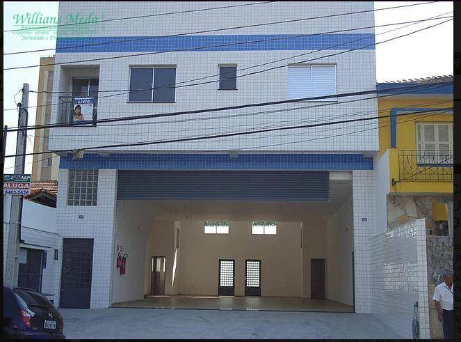 Salão para alugar, 85 m² por R$ 3.200/mês - Gopoúva - Guarul
