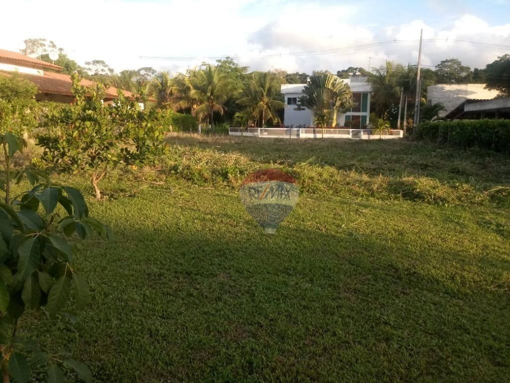 terreno com 600m² em otimo condominio em aldeia