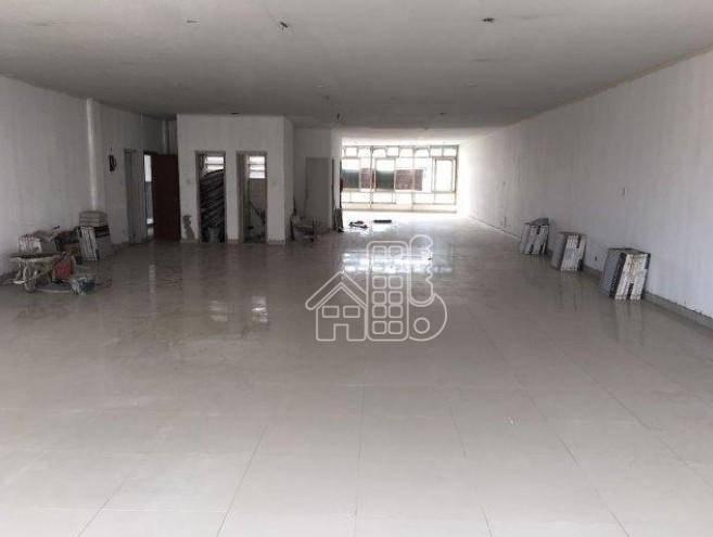 Andar Corporativo à venda, 599 m² por R$ 2.000.000,00 - Centro - Niterói/RJ