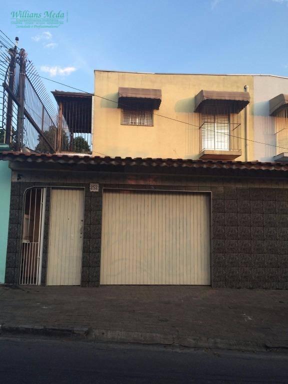 Sobrado  residencial à venda, Jardim Bom Clima, Guarulhos.