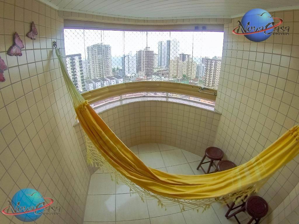 Apartamento à venda, 67 m² por R$ 245.000,00 - Vila Caiçara - Praia Grande/SP