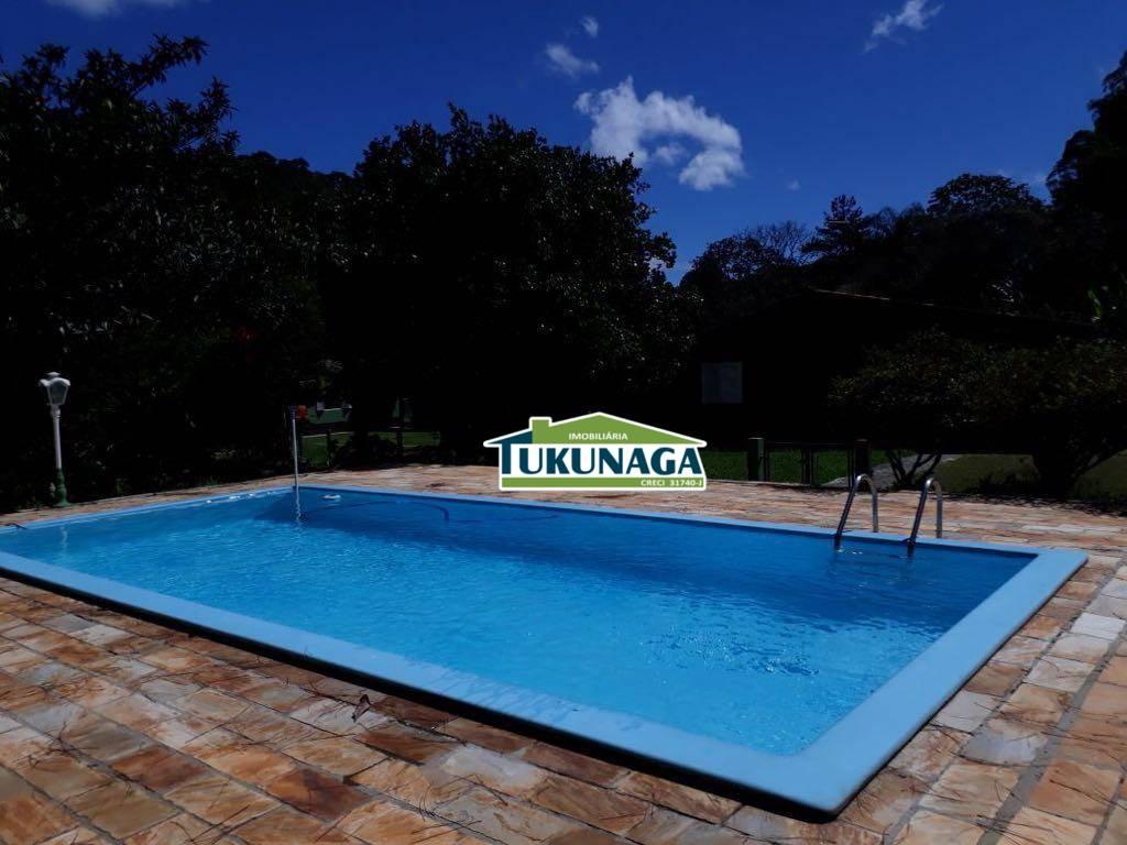 Chácara com 3 dormitórios à venda, 3200 m² por R$ 400.000,00 - Zona Rural - Nazaré Paulista/SP
