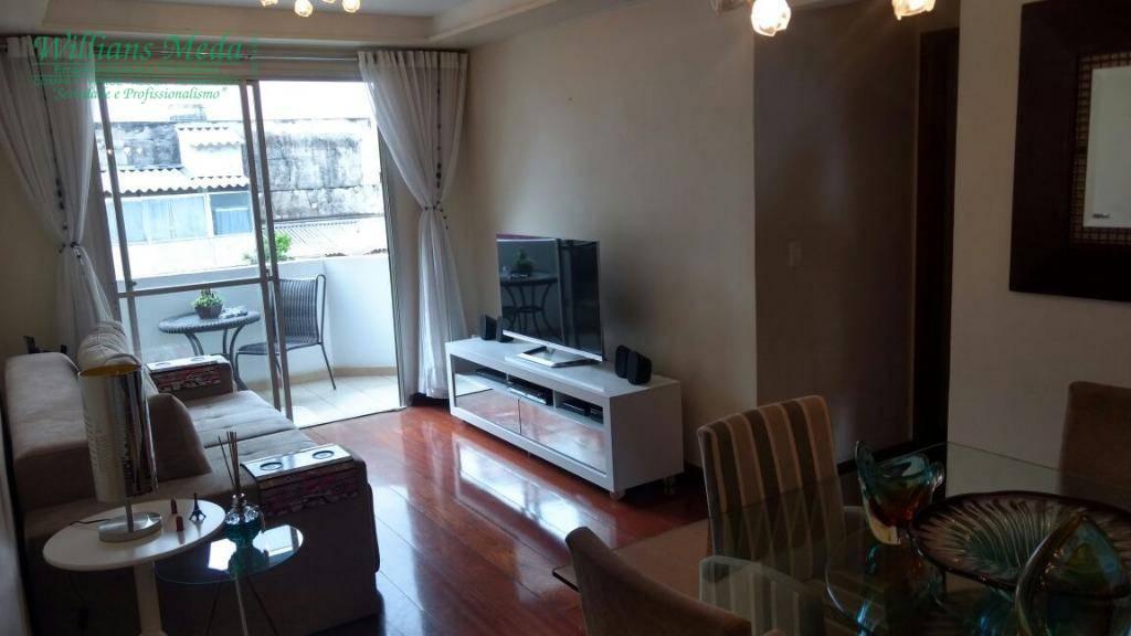 Apartamento residencial à venda, Jardim Guarulhos, Guarulhos