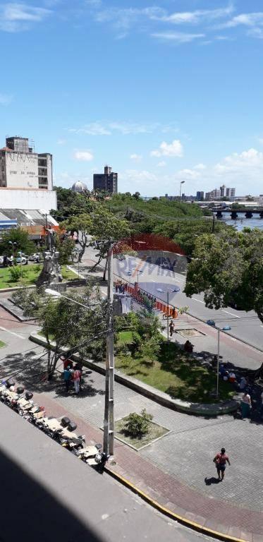 Sala à venda, 35 m² por R$ 30.000 - Santo Antônio - Recife/PE