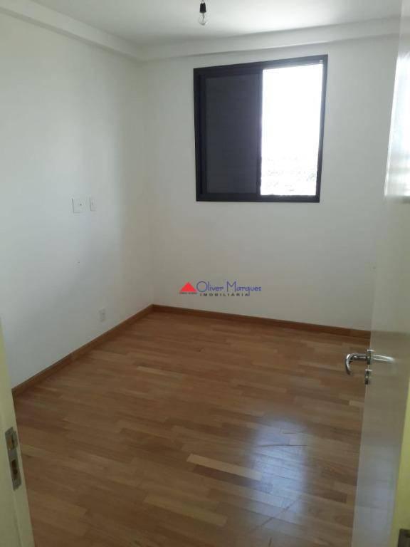 Apartamento para alugar, 90 m² por R$ 1.800,00/mês - Jardim Bussocaba City - Osasco/SP