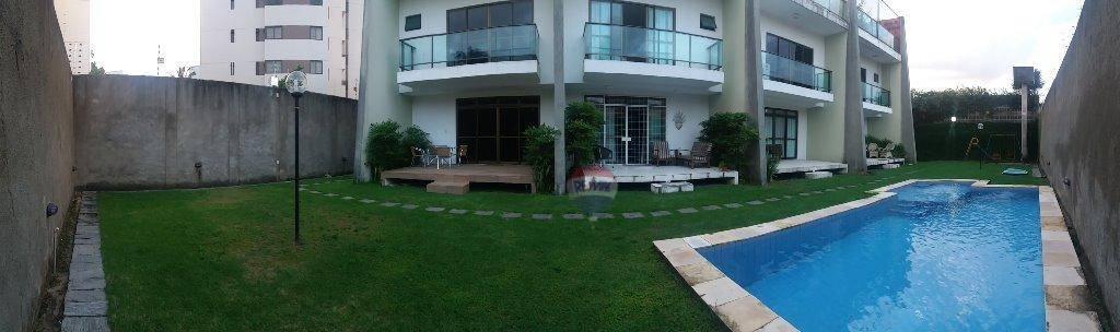 Casa com 4 dormitórios à venda, 330 m² por R$ 1.400.000 - Poço da Panela - Recife/PE