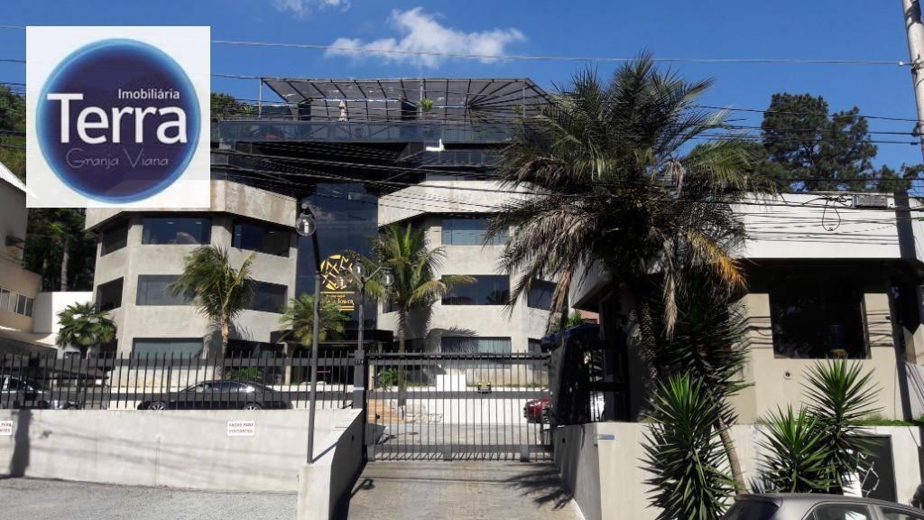 Sala à venda, 135 m² por R$ 850.000 - Granja Tower - Granja Viana