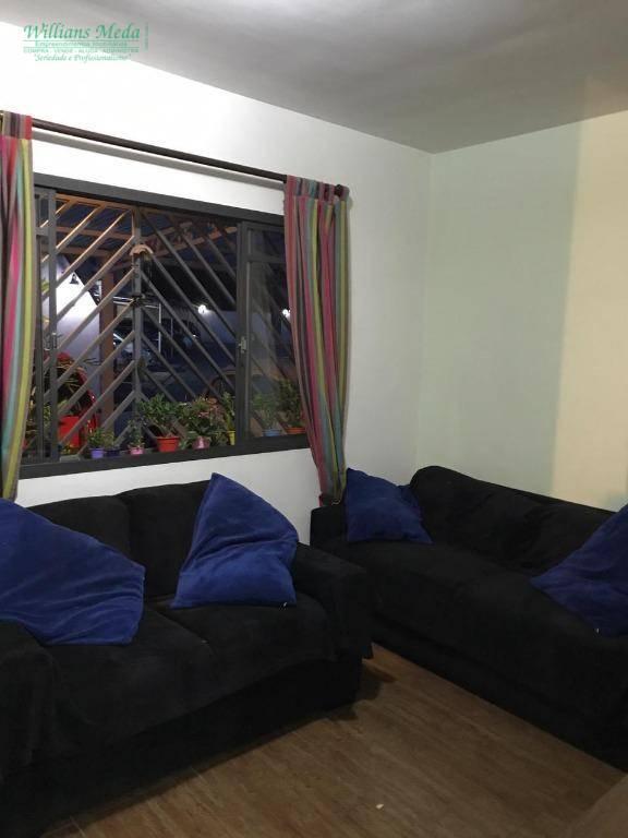 Sobrado com 2 dormitórios à venda, 68 m² por R$ 280.000,00 - Jardim do Papai - Guarulhos/SP