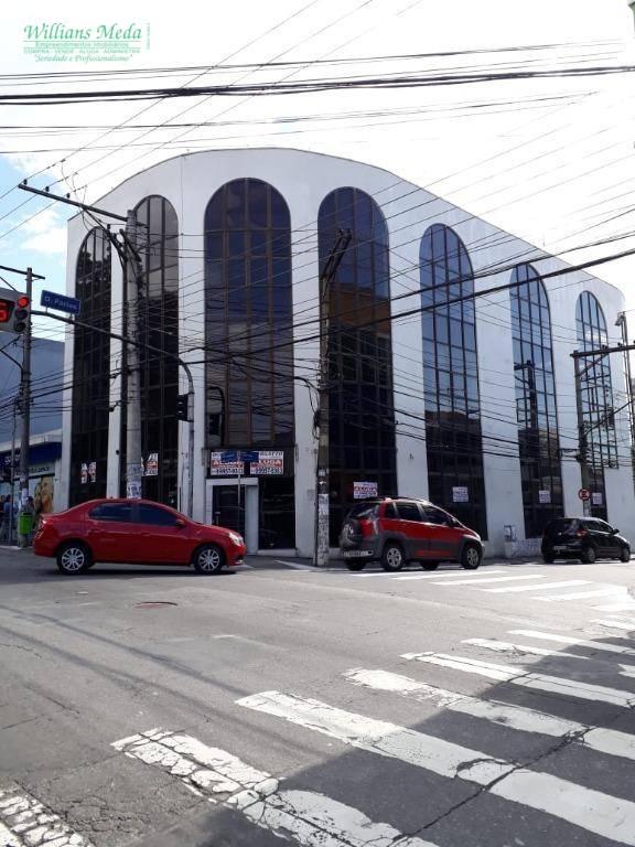 Prédio para alugar, 975 m² por R$ 44.000/mês - Centro - Guarulhos/SP