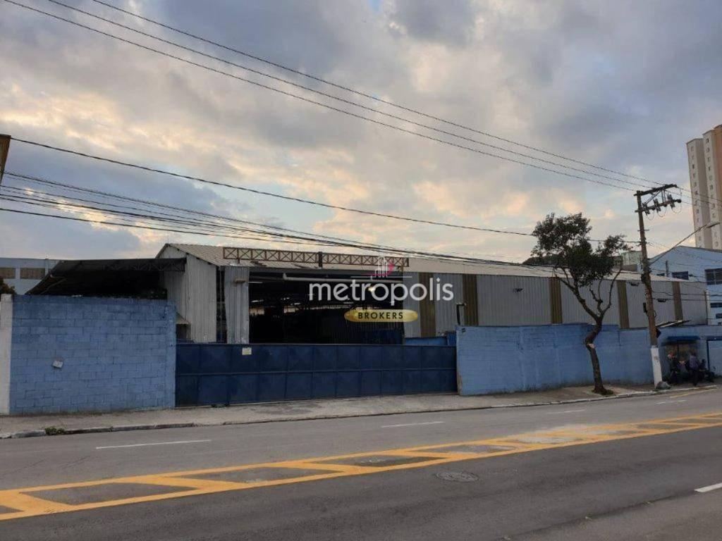 Galpão para alugar, 2184 m² por R$ 37.000,00/mês - Taboão - São Bernardo do Campo/SP