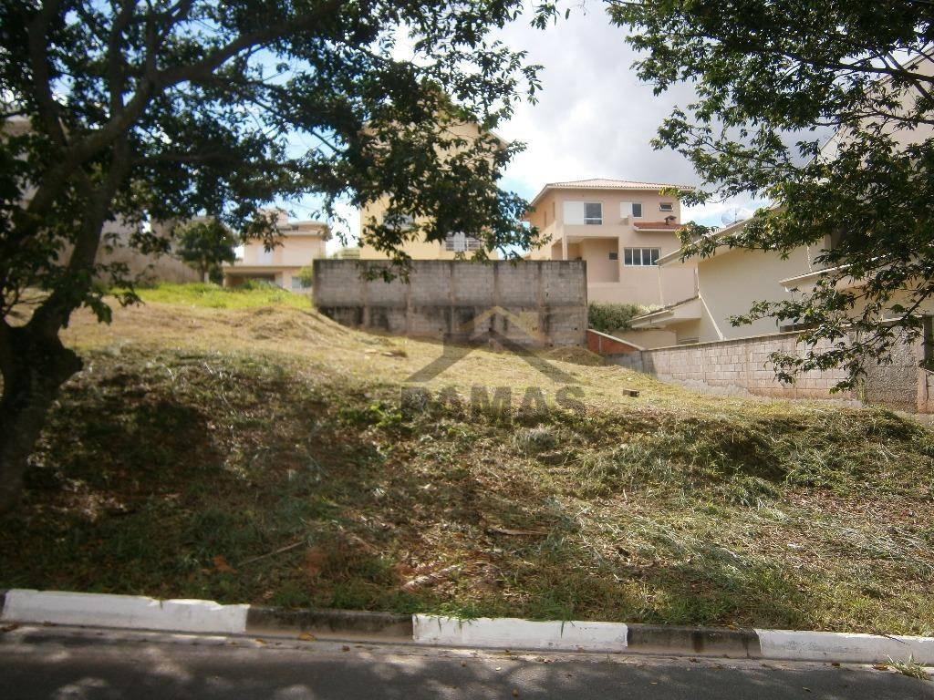 Terreno residencial à venda, Condomínio São Francisco, Vinhedo.