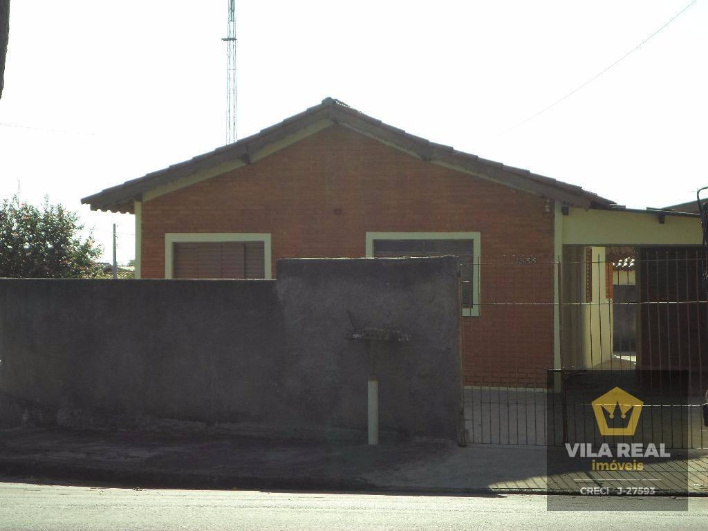 Casa residencial para venda e locação, Parque Das Paineiras, Artur Nogueira - CA0153.