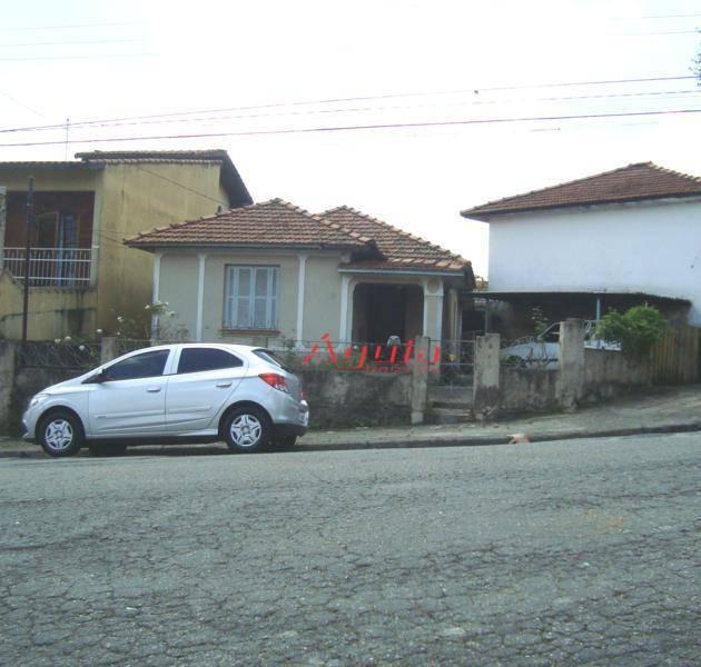 Terreno à venda, 540 m² por R$ 1.299.000 - Vila Curuçá - Santo André/SP