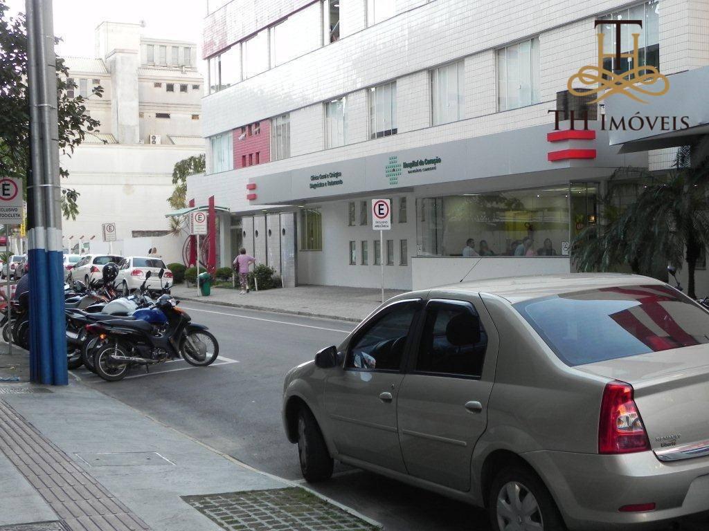 Excelente sala comercial no Barra Norte Centro Médico Empresarial com 42,40 m2 e 01 vaga de garagem privativa