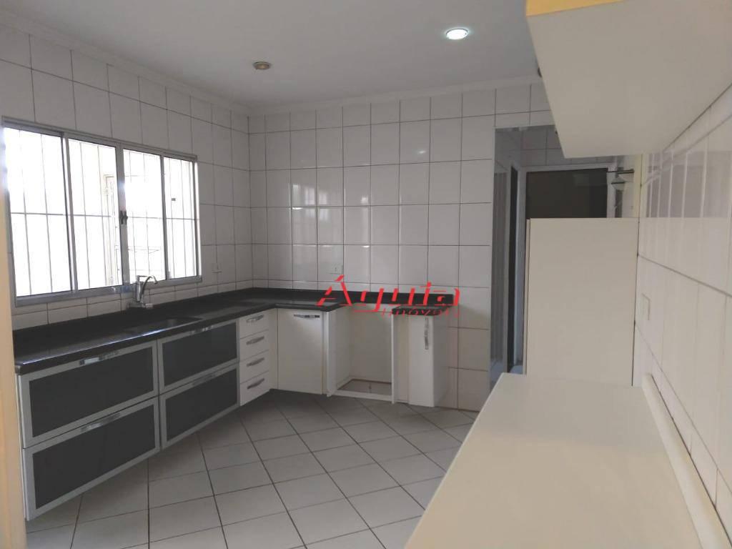 Casa Residencial à venda, Parque João Ramalho, Santo André - CA0077.