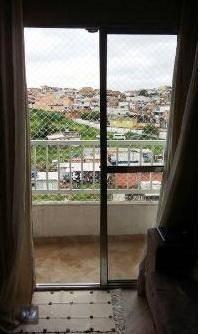 Apartamento residencial à venda, Vila Imaculada, Guarulhos.